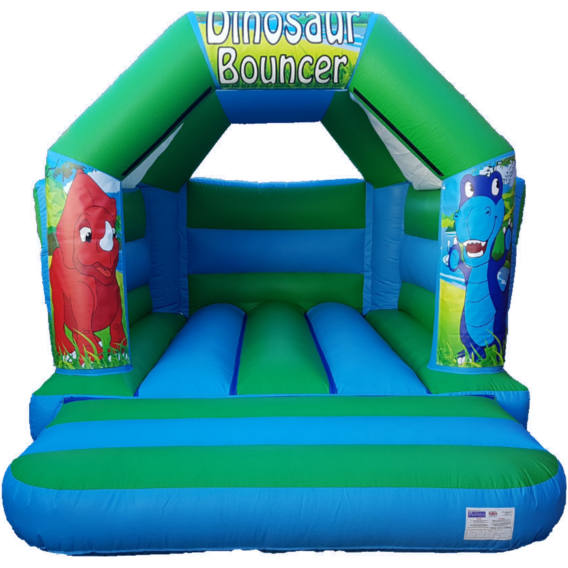 Dinosaur Bouncy Castle Hire Kingdom of Castles