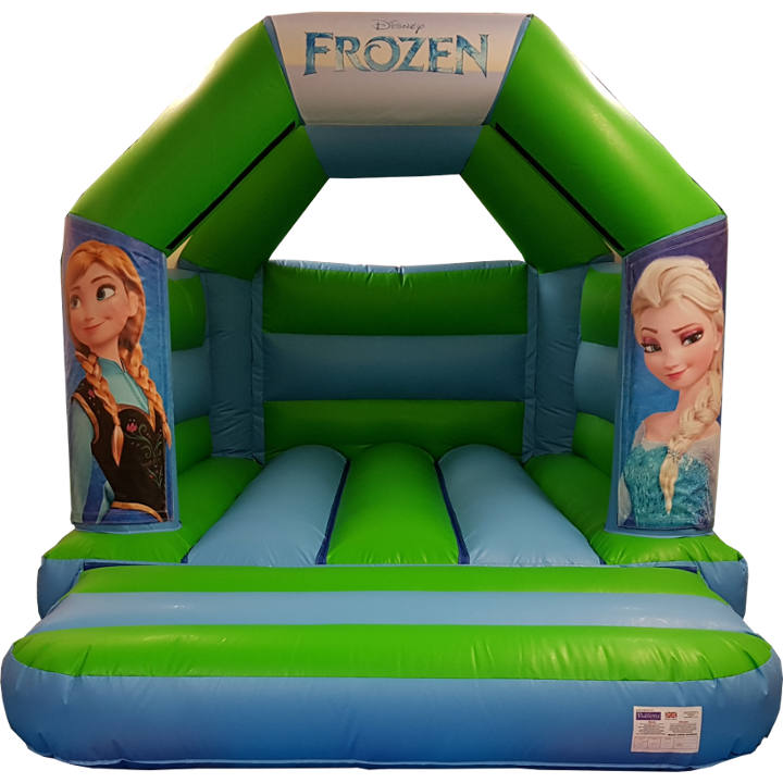 Frozen Princess Bouncy Castle Hire
