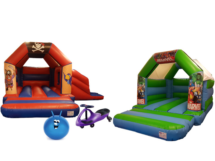 Bouncy Castle Multi Hire Special