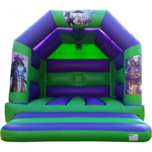 Fortnite Adult Bouncy Castle Hire
