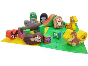 Jungle Soft Play Bronze Package