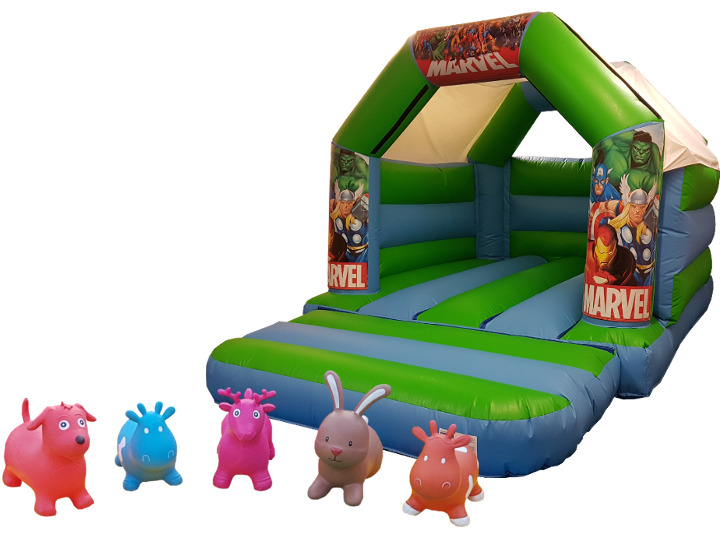 Junior Bouncy Castle Party Package