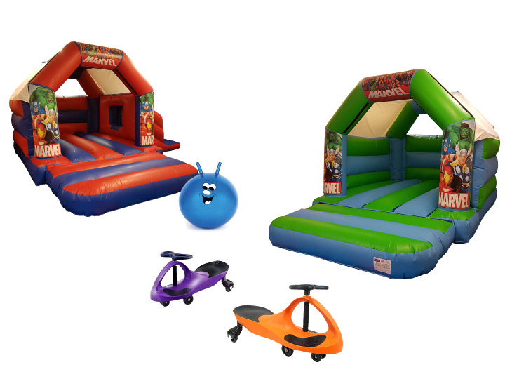 Bouncy Castle Mega Party Package