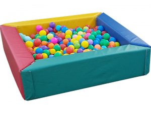 Multicolour Ball Pit Multicolour Ball Pool
