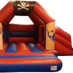 Pirate Bouncy Castle Slide Hire Farnborough
