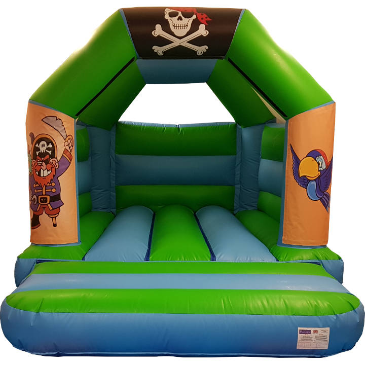 Pirate Bouncy Castle Hire