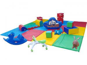 Pirate Soft Play Party Bronze