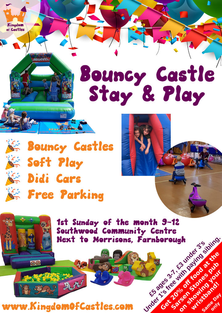 Bouncy Castle Stay & Play