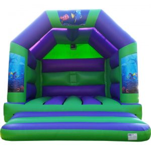 Under the sea - Finding Nemo Adult Bouncy Castle Hire