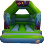 Finding Nemo Underwater Bouncy Castle Hire