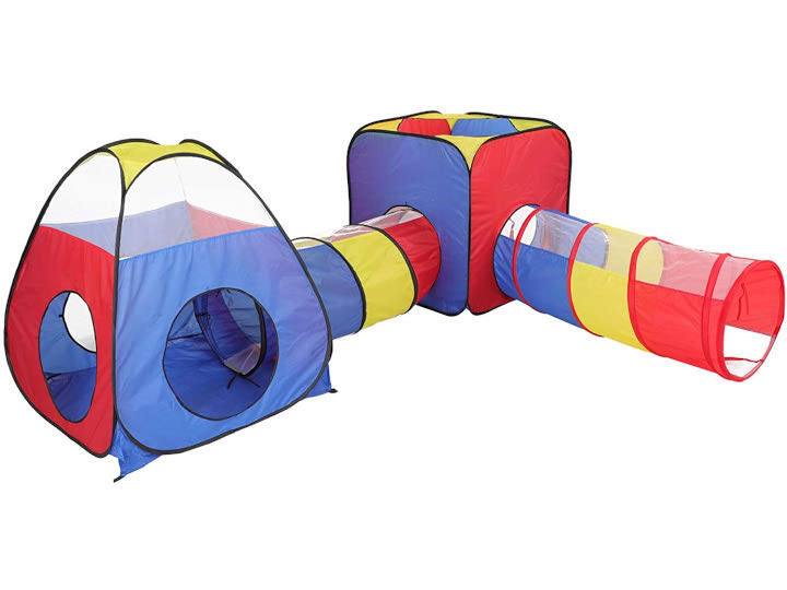 Tunnel & Tent Set